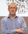 Simon Robinson, fundador do Holonomics Educação